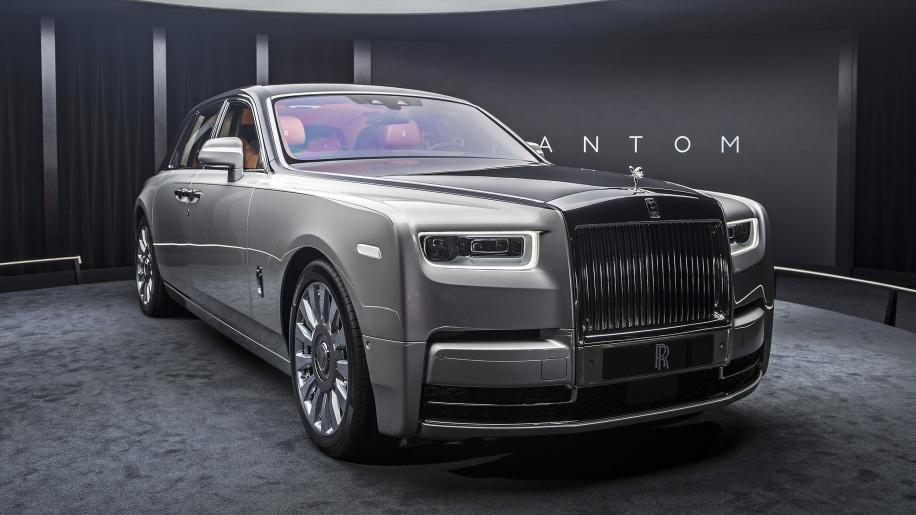 Rolls-Royce Phantom 2018