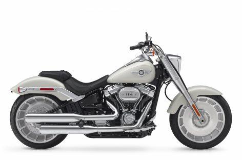 Новые шины для Harley-Davidson® Softail®