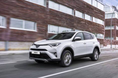 3 важных обновления в Toyota RAV4 с сентября 2017 года