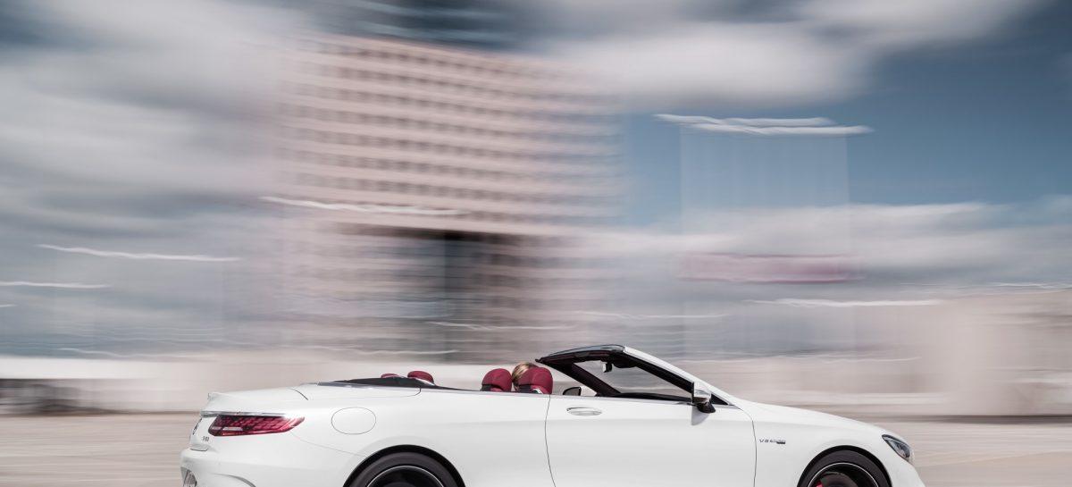 Авто нового уровня: Mercedes-AMG S 63 и S 65