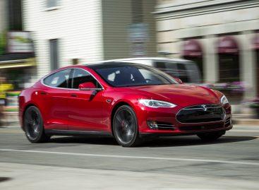 Заказы на Tesla Model S S75 больше не принимаются