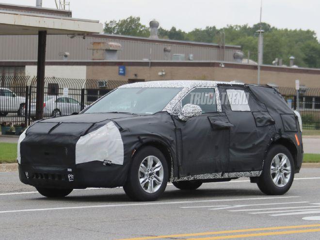 новый Chevrolet Blazer