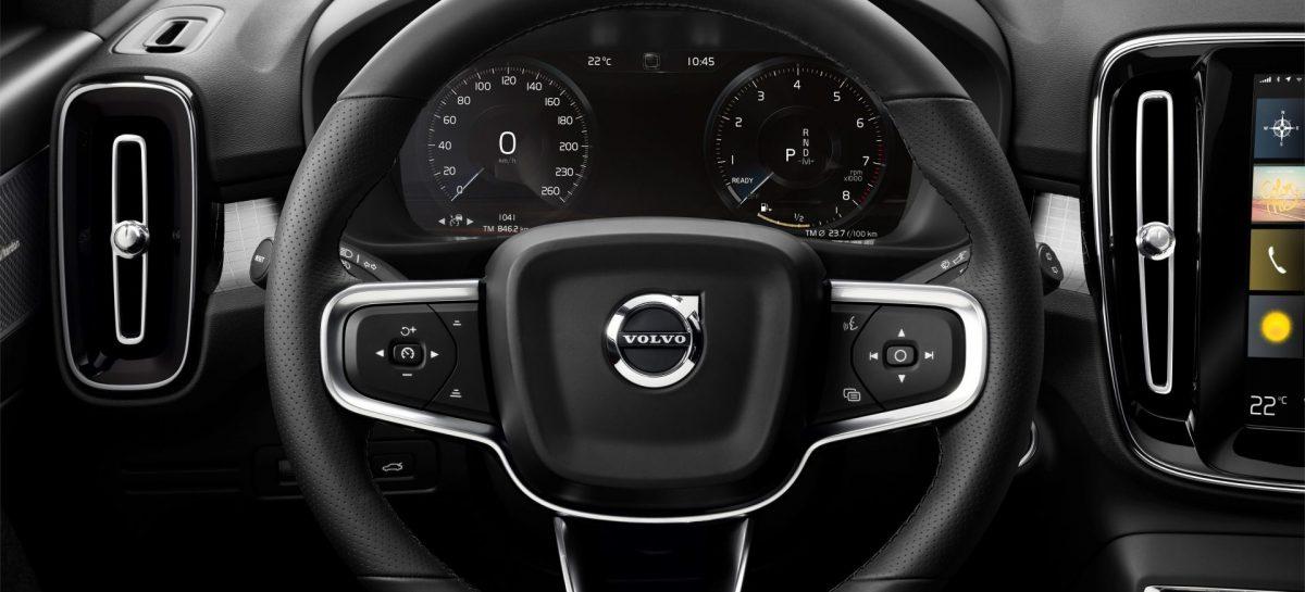 Volvo XC40: пора покупать!