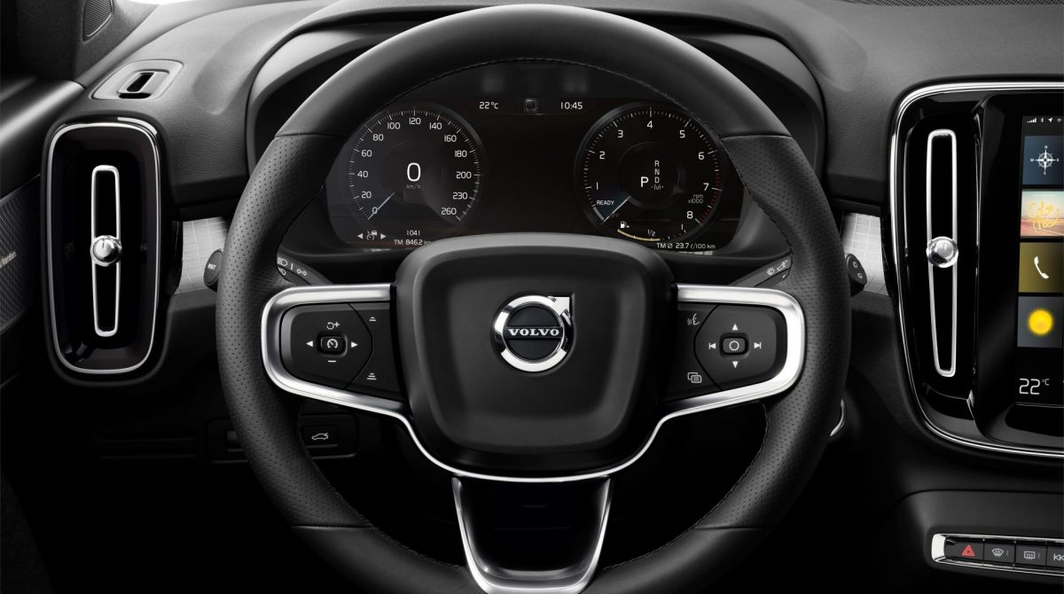 Volvo может получить двигатели от Mercedes-Benz