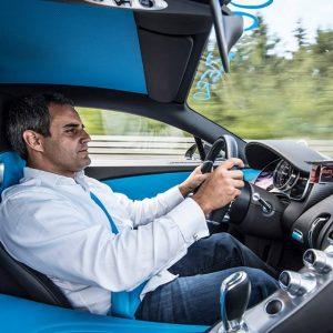 "Владелец Bugatti ""играет"" по крупному"