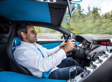 Bugatti отзывает дефектные гиперкары Chiron