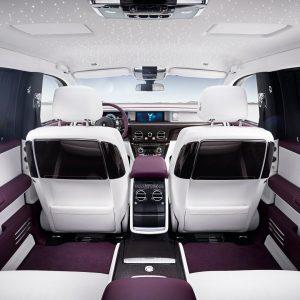Новый Rolls-Royce Phantom впервые в России