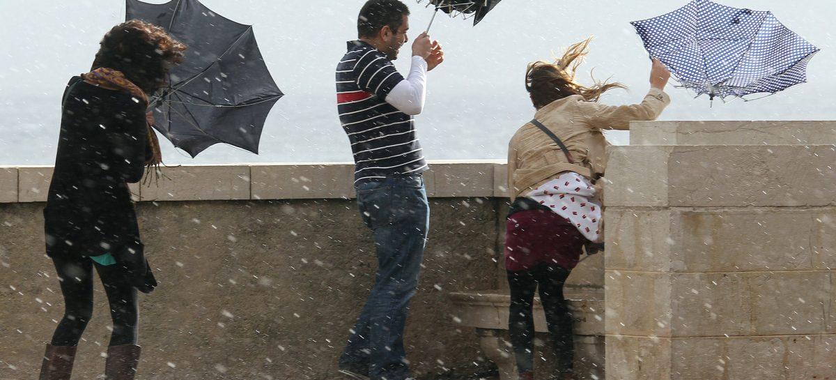 Штормовое предупреждение! В Москве ожидаются гроза, дожди и сильный ветер