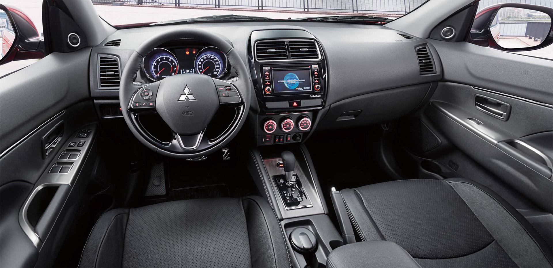 Mitsubishi ASХ 2018