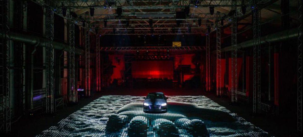 Презентация Audi получила золото