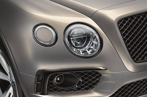 Новый Bentley Bentayga