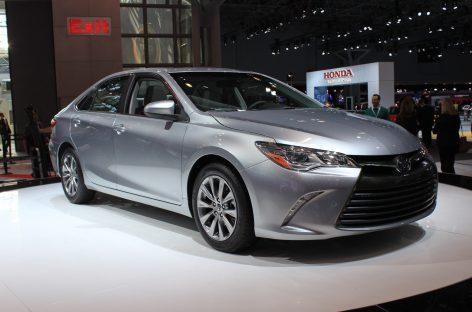 Toyota Camry нового поколения