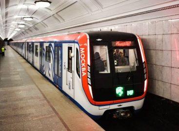 Очередной состав «Москва» запущен в столичном метрополитене