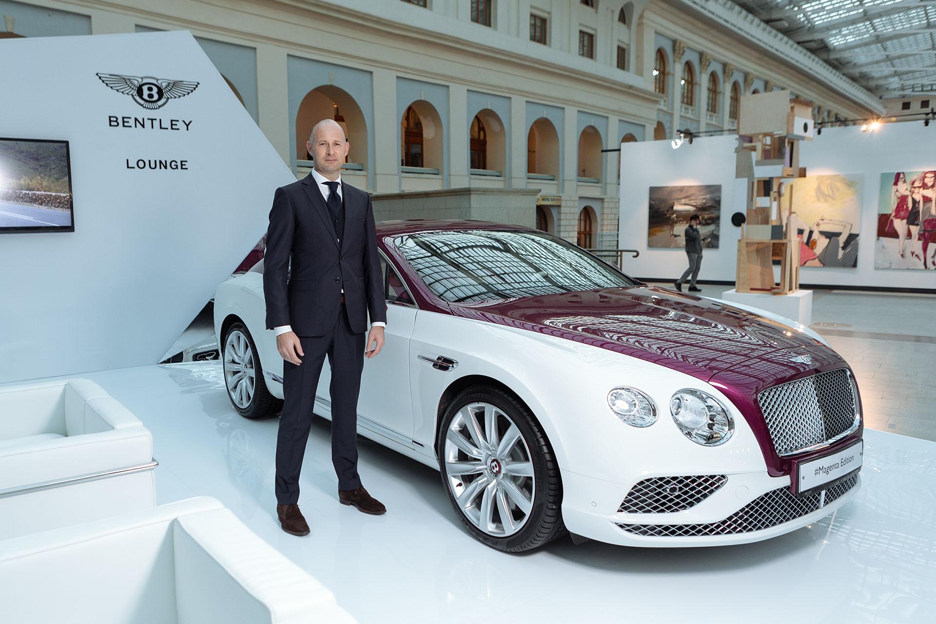 Continental GT V8 Magenta Edition_Marco van Aalten (Head of Bentley Russia)