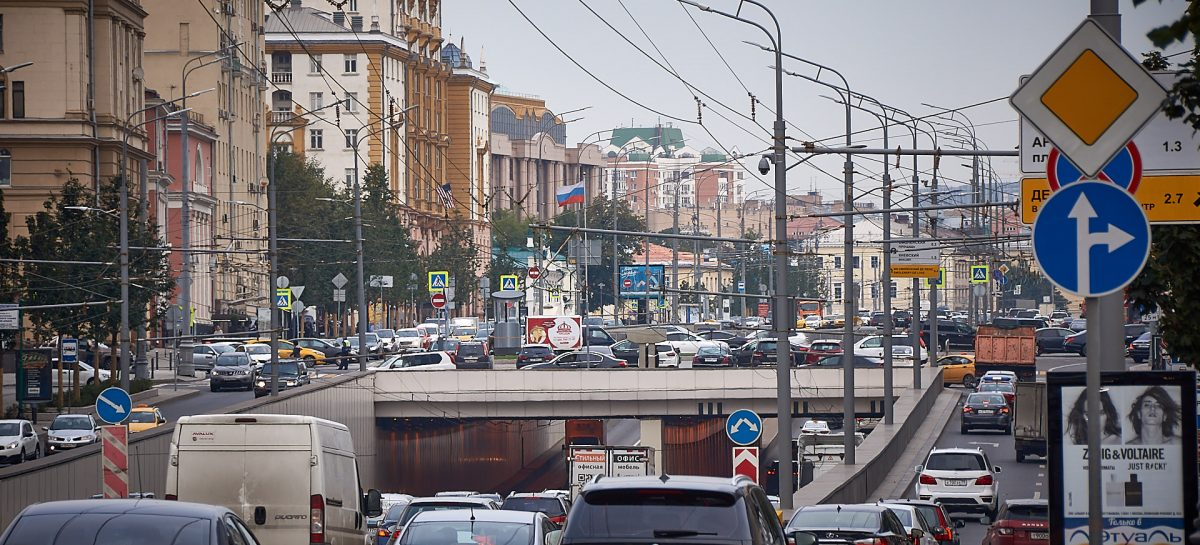 «Желтый» уровень опасности погоды объявили в Московском регионе на 22 ноября