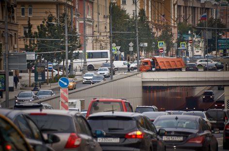 ЦОДД предупредил о дорожном коллапсе в Москве
