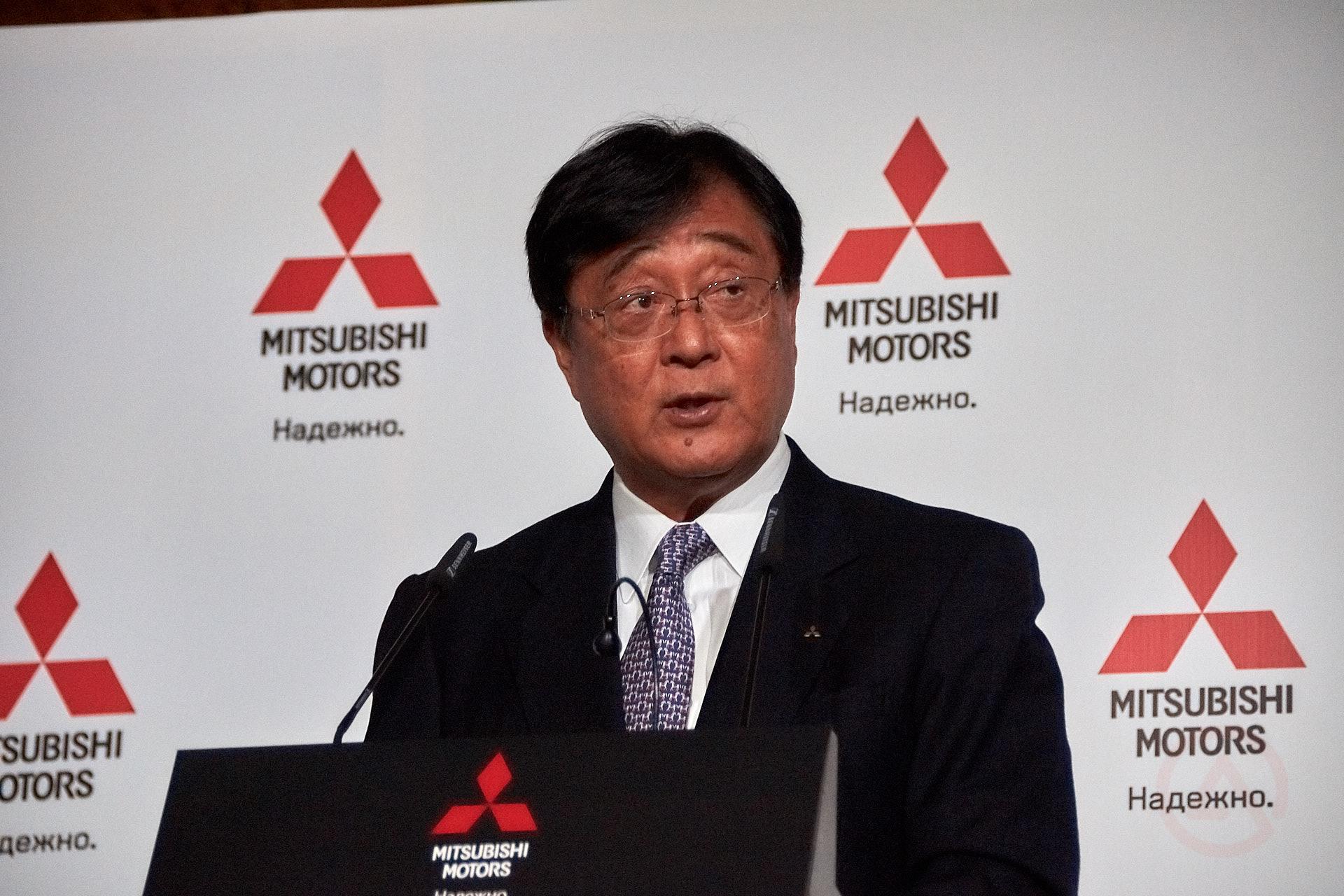Осаму Масуко (Osamu Masuko), Председатель Совета директоров и Исполнительный директор MMC