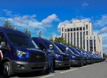 Ford отправил на почту 675 брендированных фургонов
