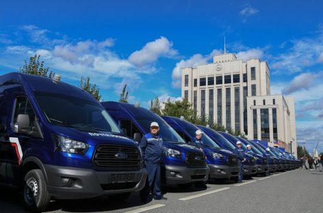 Самый крупный контракт Ford в России