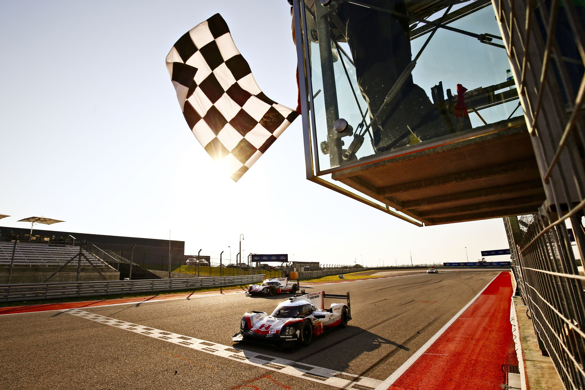 Finish Porsche 919 Hybrid