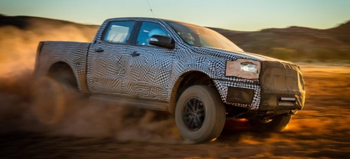 Ford выпустит Ford Ranger Raptor
