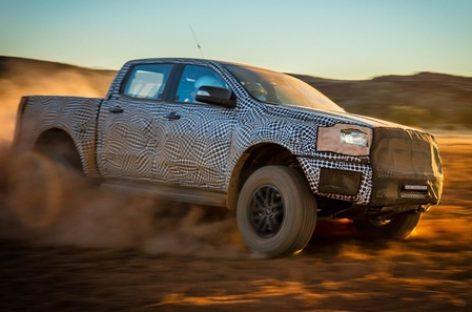 Ford выпустит Ford Ranger Raptor