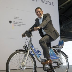Ford займется велошерингом