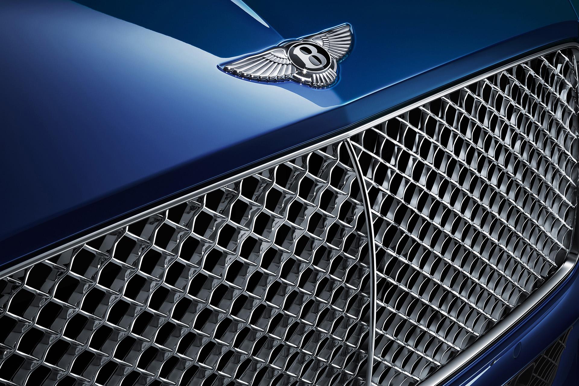 Continental GT- решетка