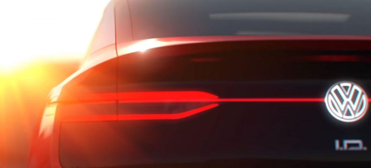 Volkswagen представляет новый I.D. Crozz II