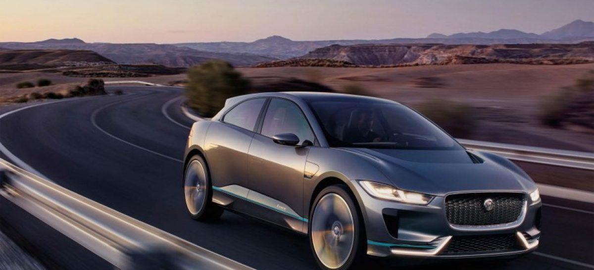 Jaguar переходит на гибриды и электрокары