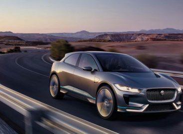 В Женеве состоится премьера серийного электрокроссовера Jaguar I-Pace