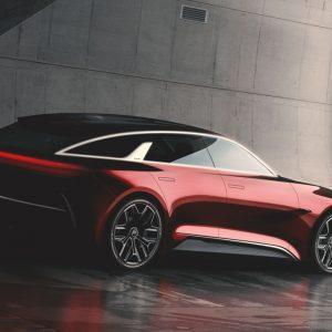 Новый концепт-кар от KIA Motors