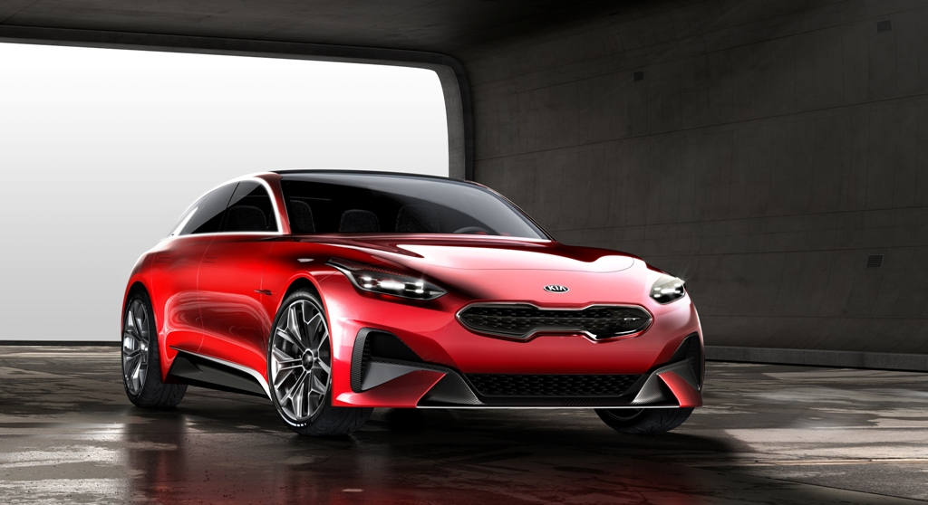Kia Proceed Concept 2