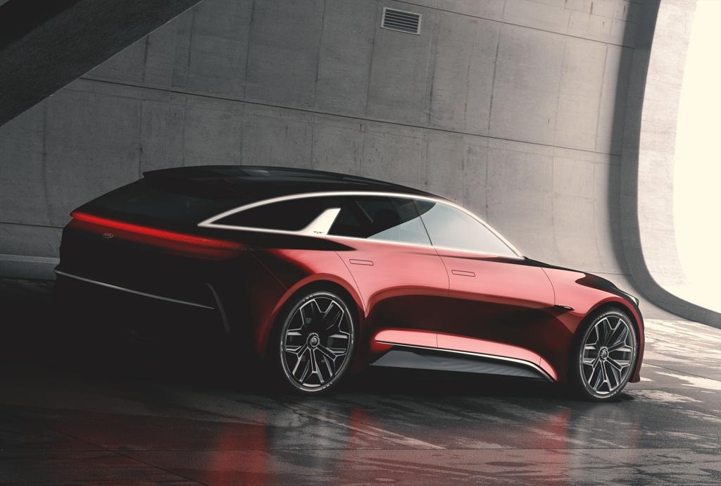 Kia Proceed Concept 3