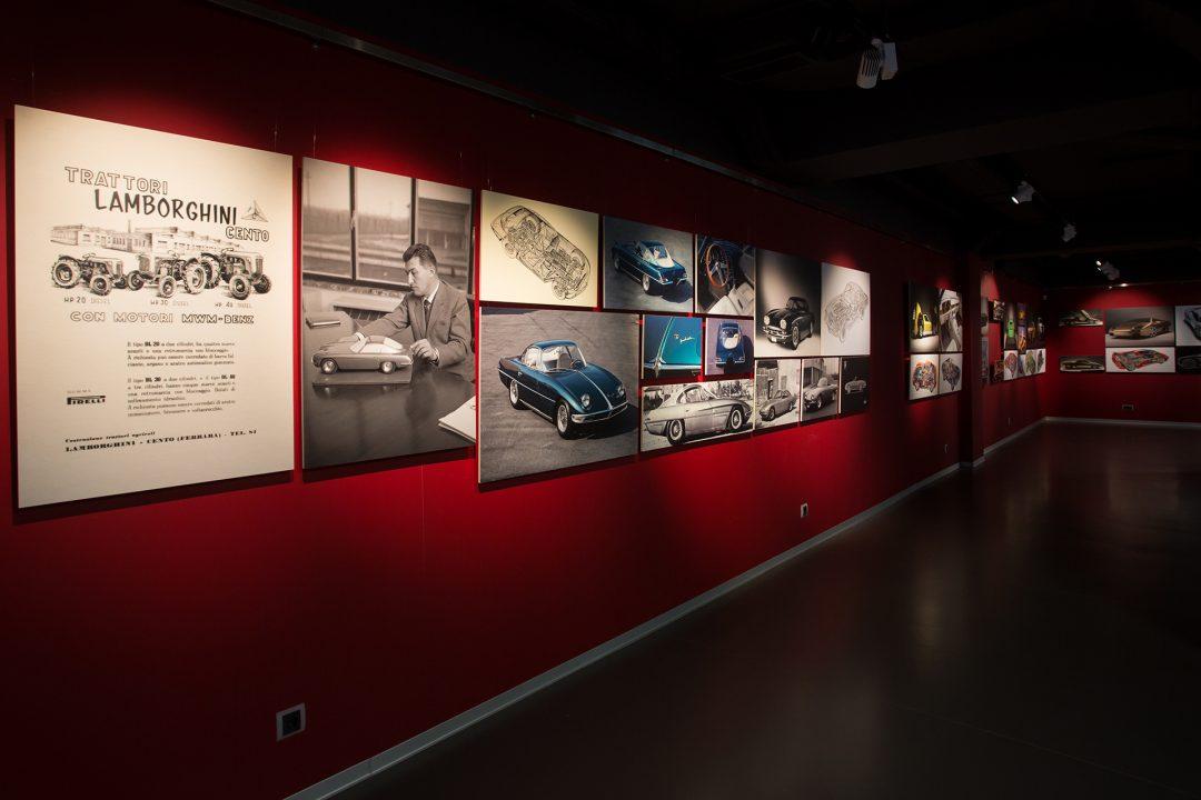 Lamborghini легенда дизайна