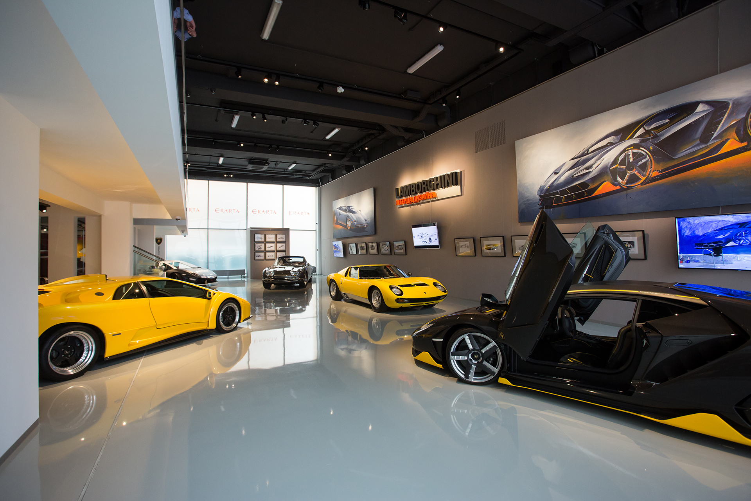 Lamborghini легенда дизайна_11