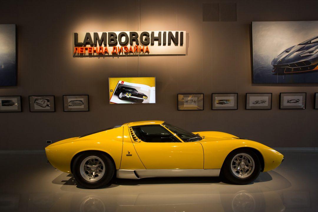 Lamborghini Miura 1966 года легенда дизайна_5]