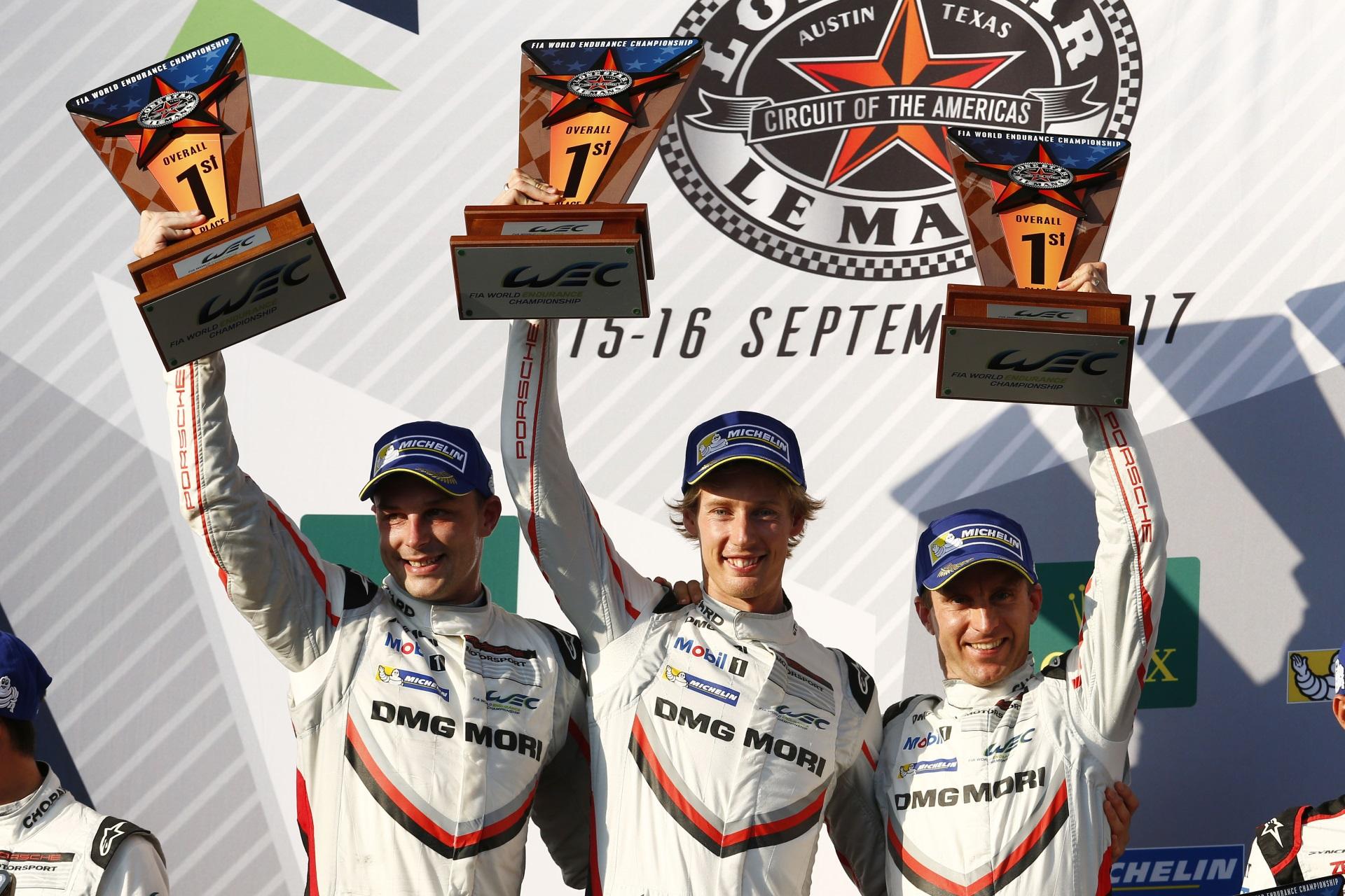 победители Porsche LMP