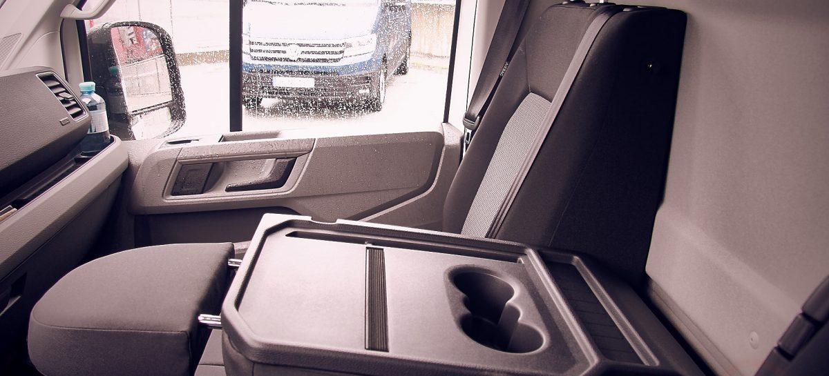 Продажи Volkswagen Crafter выросли вдвое