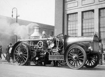 Калоризаторный или нефтяной двигатель – видели как запускается?