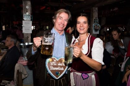 at the Oktoberfest: BMW sport family gets together in Munich