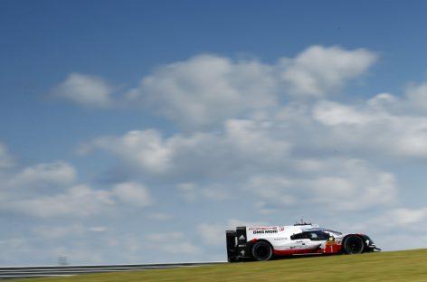 Победный дубль Porsche LMP