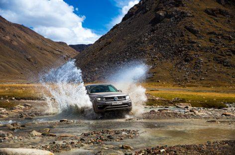 Volkswagen приглашает в отпуск на пикапах Amarok