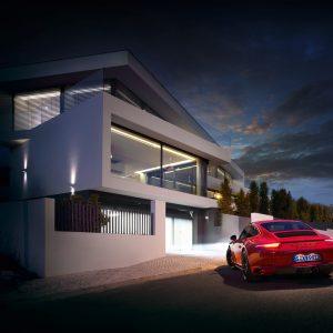 """Цифровая трансформация: Porsche интегрируется с """"Умным домом"""""""