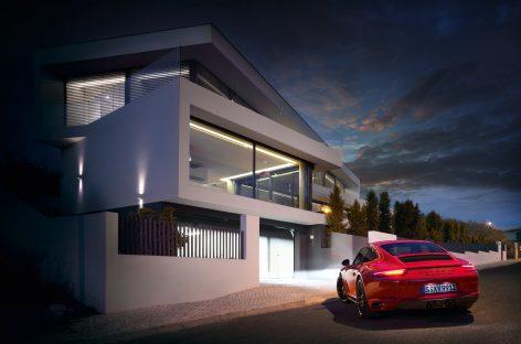 Цифровая трансформация: Porsche интегрируется с «Умным домом»