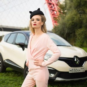 Renault Kaptur будут стричь или он будет стричь