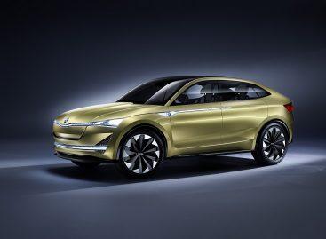 Škoda расширяет модельный ряд в сегменте SUV
