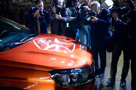 Первые Lada Vesta SW и Lada Vesta SW Cross сошли с конвейера