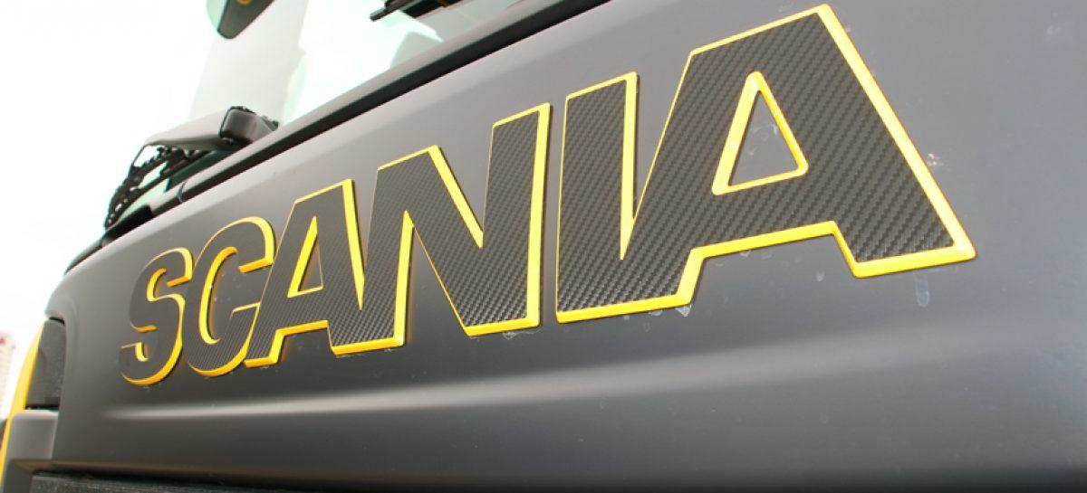 Scania на рынке логистических услуг