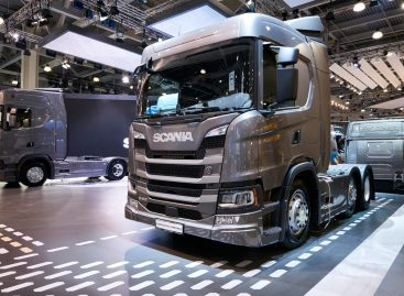 Scania Next Generation удостоена премии